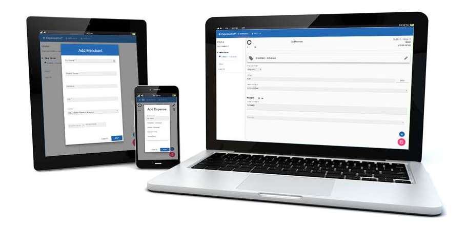 ExpenseNet Makes Expense Reporting Easy from Any Device